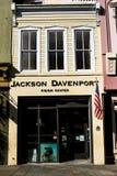Jackson Davenport Vision Center, King Street, Charleston, SC. Royalty Free Stock Image