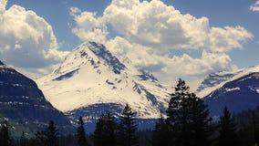 Jackson Glacier Stock Afbeeldingen