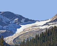 Jackson Glacier in Glacier National Park Stock Images