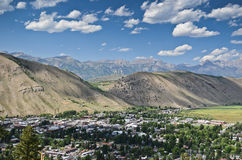 Jackson Hole Wyoming Royalty Free Stock Photos