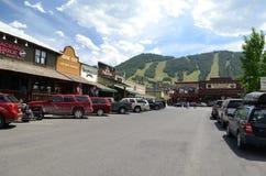 Jackson Hole, Wyoming Royalty Free Stock Photography