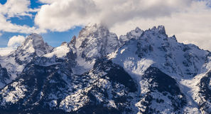 Jackson Hole, Wyoming Winter 2 Royalty Free Stock Photo
