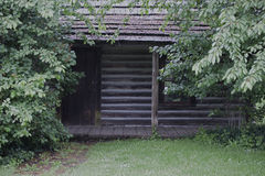 Jackson House Historical Site Immagini Stock