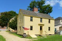 Jackson House, Portsmouth, New Hampshire photographie stock libre de droits