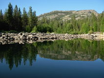 jackson jeziora łąka Zdjęcia Stock
