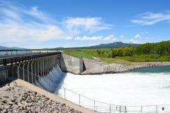 Jackson jeziora tama Zdjęcia Stock