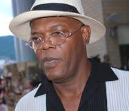 jackson l Samuel Jackson al Giffoni Ekranowy festiwal 2010 Zdjęcia Stock