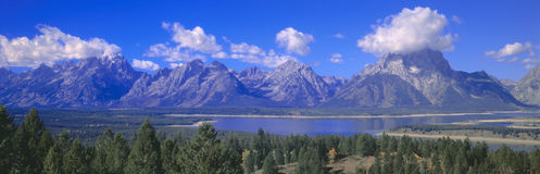 Jackson Lake Stock Photography