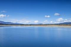 jackson lake Royaltyfria Foton