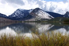 Jackson Lake Grand Teton. Jackson lake in Grand Teton national park, 200605 Royalty Free Stock Photo