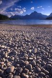 Jackson Lake - Grand Tetons Stock Images