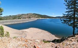 Jackson Meadow Reservoir Stock Photo