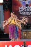 jackson michael Royaltyfria Foton