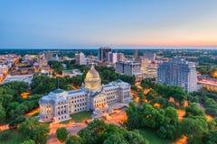 Jackson, Mississippi, Etats-Unis images libres de droits