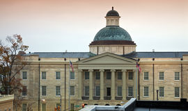 Jackson, Mississippi - Old State Capitol royalty free stock images