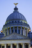 Jackson, Mississippi - State Capitol Building Stock Photo