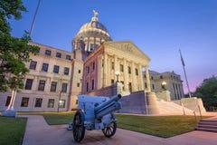 Jackson, Mississippi, USA stockbild