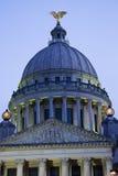Jackson, Mississippi - Zustand-Kapitol-Gebäude stockfoto