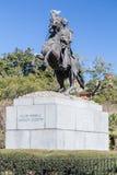 Jackson Monument no bairro francês, Nova Orleães, Louisiana Foto de Stock