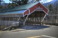 Jackson, NH-Brücke Stockbild