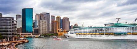 Jackson portuaria en Sydney Fotos de archivo