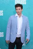 Jackson Rathbone at the 2012 MTV Movie Awards Arrivals, Gibson Amphitheater, Universal City, CA 06-03-12 Stock Photo