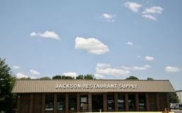 Jackson Restaurant Supply stockfoto