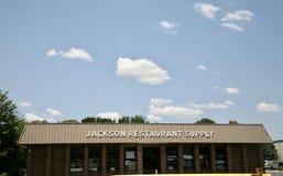 Jackson Restaurant Supply Stock Photo