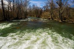 """Jackson River †""""Bath County, Virginia, USA fotografering för bildbyråer"""