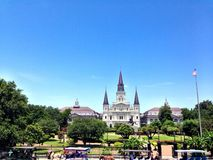 Jackson Square Fotos de Stock Royalty Free