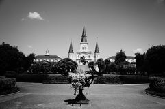 Jackson square Stock Images
