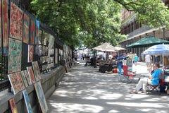 Jackson Square Royalty Free Stock Photos