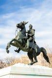 Jackson Statue Stockbild