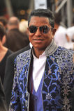 Jacksons Jermaine Jackson, Michael Jackson Royaltyfri Bild