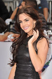Jillian Murray. At the premiere of Michael Jackson's 'This Is It' at the Nokia Theatre, L.A. Live in downtown Los Angeles. October 27, 2009  Los Angeles, CA Royalty Free Stock Images