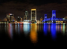 Jacksonville Fotografía de archivo