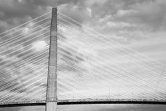 Jacksonville Bridge Stock Photo
