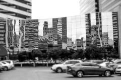 Jacksonville byggnader Royaltyfria Foton