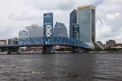 Jacksonville city Royalty Free Stock Photos