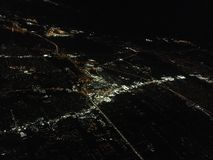 Jacksonville from de sky Royalty Free Stock Image