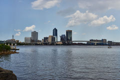 Jacksonville downtown, Florida Stock Photos