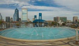 Jacksonville Florida fotografia de stock
