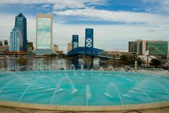 Jacksonville Florida Royalty Free Stock Photo