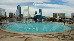 Jacksonville Florida Royalty Free Stock Image