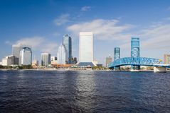 Jacksonville Florida Stock Photo