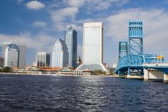 Jacksonville Florida Royalty Free Stock Photography