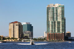 Jacksonville Florida imagem de stock