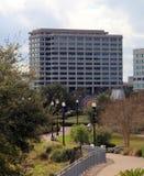 Jacksonville Florida River Walk. View of Riverside along the River Walk, Jacksonville, Florida stock photos