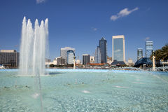 Jacksonville Florida Royalty Free Stock Photos