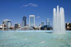 Jacksonville la Florida Imagen de archivo libre de regalías